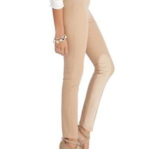 3f9092714f1cd4 White House Black Market Pants - White House Black Market Cream Jodhpur  Leggings